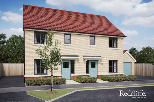 Thumbnail Semi-detached house for sale in Park Lane, Corsham, Wiltshire