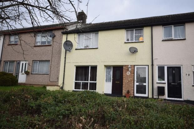 Thumbnail Terraced house to rent in Codenham Straight, Kingswood