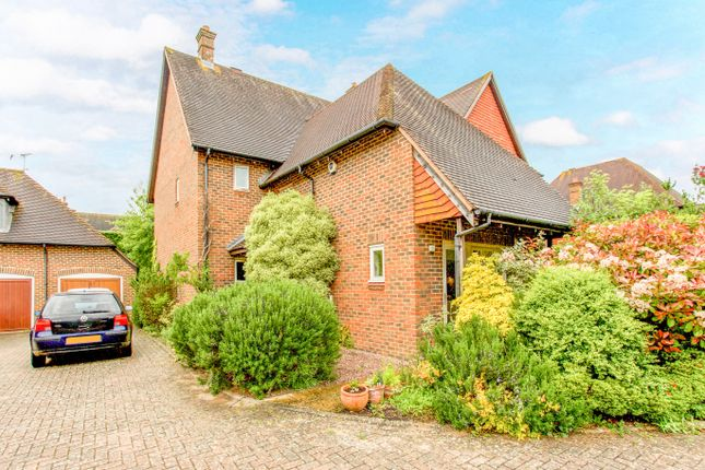 Thumbnail Link-detached house for sale in Tile Kiln, Ringmer, Lewes