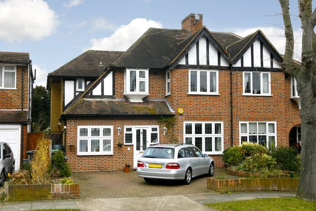 Thumbnail Semi-detached house to rent in Revell Road, Norbiton, Kingston Upon Thames