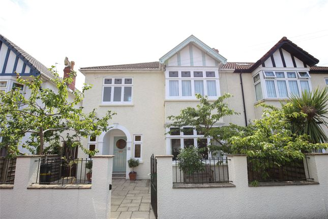 Semi-detached house for sale in Howard Road, Westbury Park, Bristol