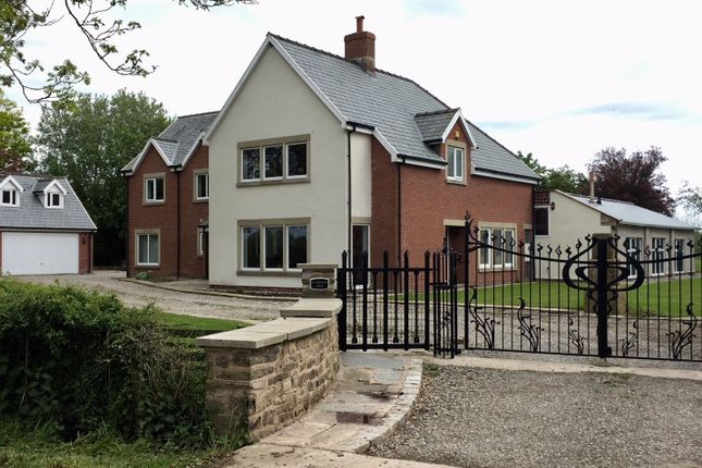 Thumbnail Country house for sale in Catterall Lane, Catterall