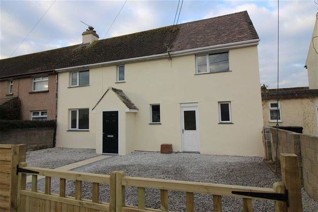 4 bed terraced house for sale in Oaklea Crescent, Fremington, Barnstaple