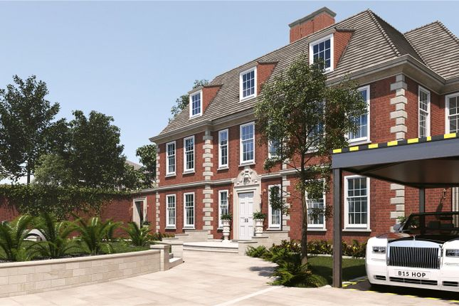 Thumbnail Land for sale in The Bishops Avenue, Hampstead, London