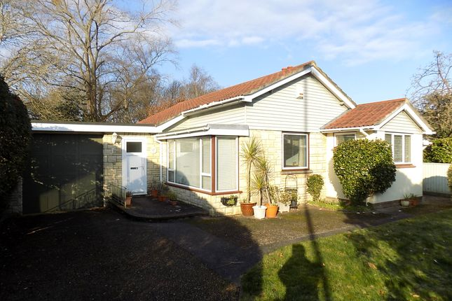 Thumbnail Detached bungalow for sale in Langdown Lawn, Hythe