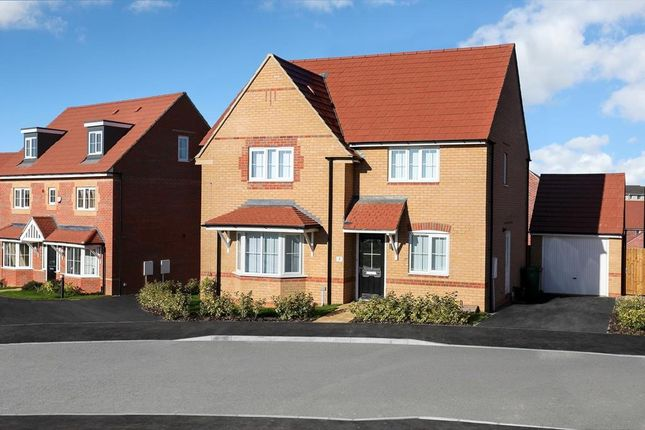 "Thumbnail Detached house for sale in ""Cambridge"" at Livingstone Road, Corby"