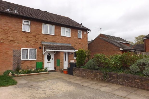 Thumbnail Property to rent in Constable Road, Swindon