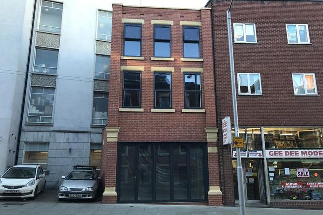 Thumbnail Pub/bar to let in Heathcoat Street, Nottingham, Nottinghamshire