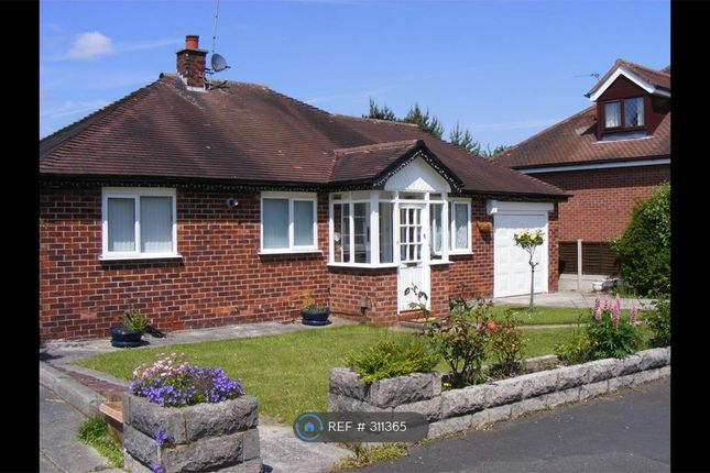 Thumbnail Bungalow to rent in Victoria Way, Stockport