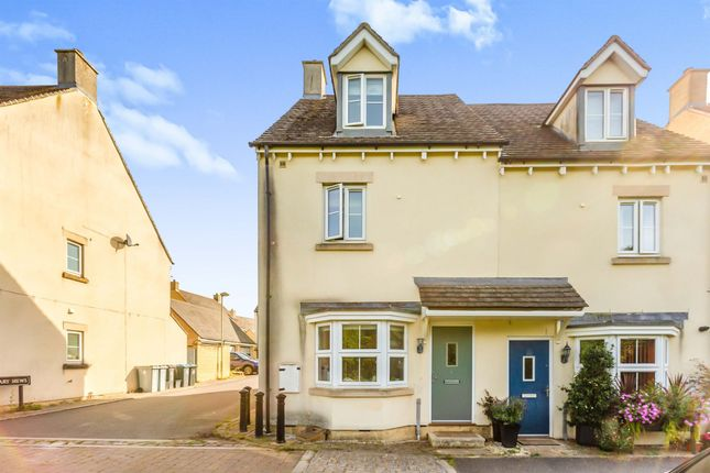 Thumbnail Semi-detached house for sale in Boundary Lane, Carterton