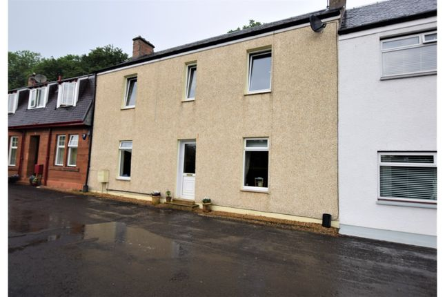 3 bed terraced house for sale in St. Cuthbert's Street, Catrine, Mauchline