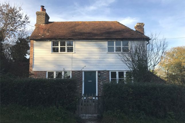 Thumbnail Detached house to rent in Ponts Green, Ashburnham, Battle, East Sussex