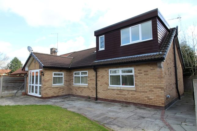 Thumbnail Bungalow to rent in Peacock Way, Handforth, Wilmslow