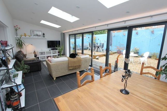 Thumbnail Detached house for sale in Ael-Y-Coed, Barry
