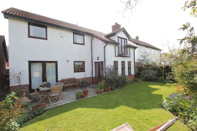 Thumbnail Detached house for sale in Wordsworth Close, Llantwit Major