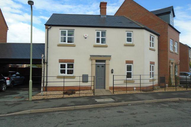 Thumbnail Semi-detached house for sale in Oak Avenue, Wem, Shrewsbury