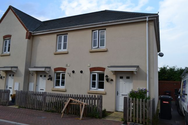 2 bed end terrace house to rent in Grenadier Gardens, Thatcham