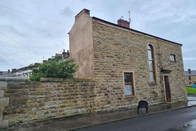 External of Cedar Street, Accrington BB5