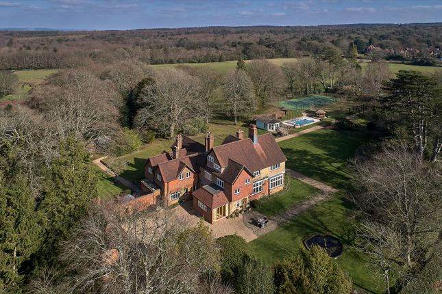 Thumbnail Detached house for sale in Abinger Lane, Abinger Common, Dorking, Surrey