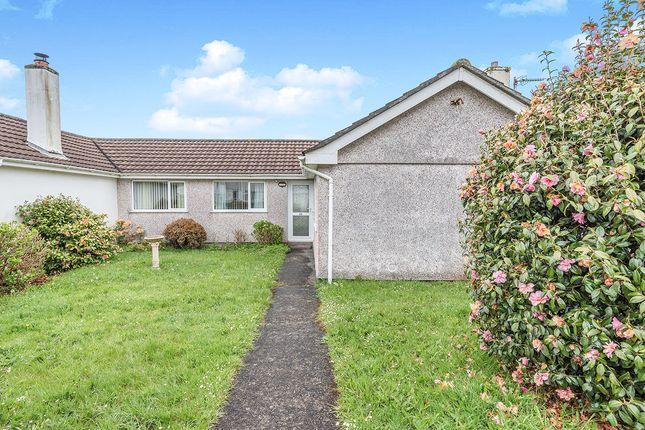Thumbnail Bungalow for sale in Rosemellin, Camborne