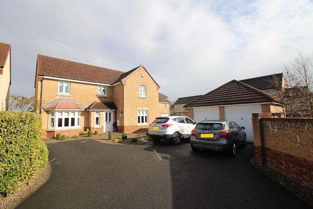 Thumbnail Detached house for sale in Reid Crescent, Bathgate