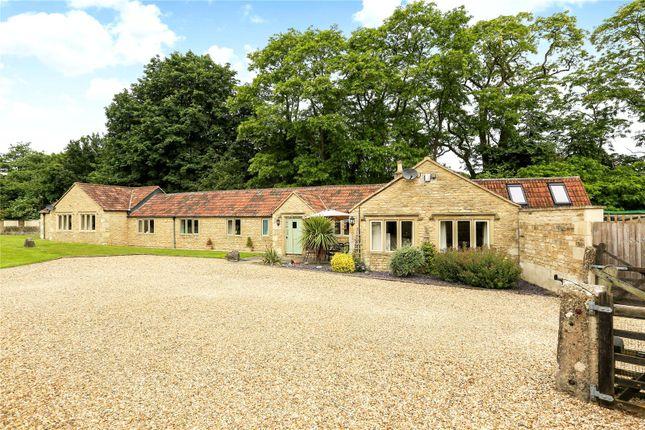 Thumbnail Detached house for sale in Bath Road, Shaw, Wiltshire