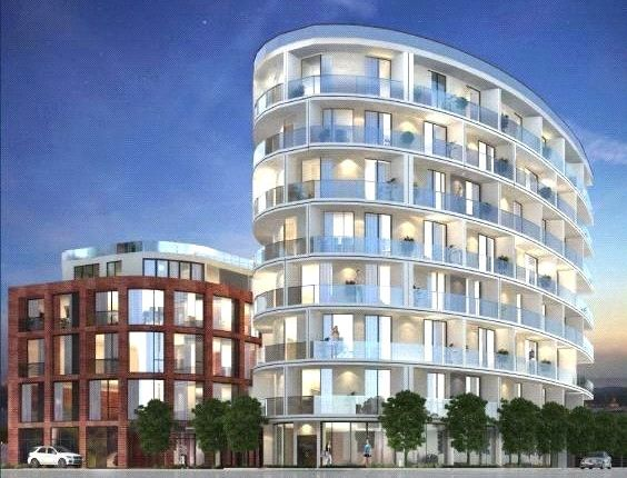 Thumbnail Flat to rent in Gateway House, Regents Park Road, Finchley, London