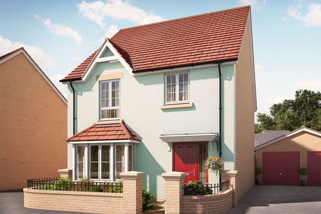 Thumbnail Semi-detached house for sale in Montbray, Swallow Field, Barnstaple, Devon