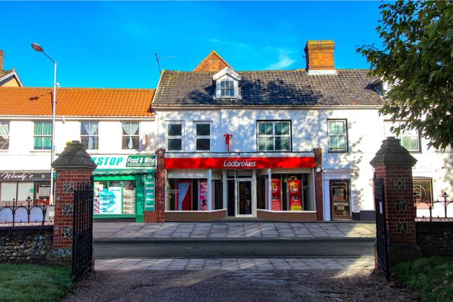 Thumbnail Flat for sale in Church Street, Attleborough, Norfolk