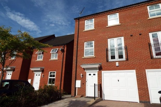 Thumbnail Semi-detached house to rent in 30 Larchmont Road, Leicester