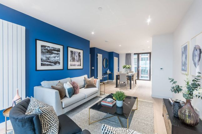 Thumbnail Flat for sale in Masthead House, Silvertown