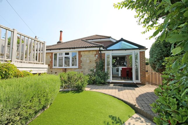 Detached bungalow for sale in Gaggerhill Lane, Brighstone, Newport