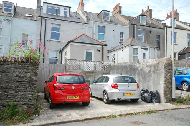 Parking At Rear of Fitzroy Terrace, Fitzroy Road, Stoke, Plymouth PL1