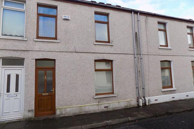 Thumbnail Terraced house for sale in Blodwen Street, Port Talbot, Neath Port Talbot.