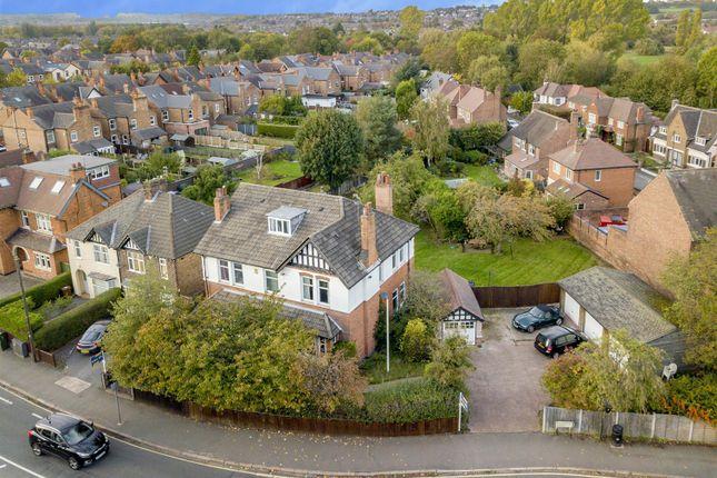 Thumbnail Detached house for sale in Nottingham Road, Long Eaton, Nottingham