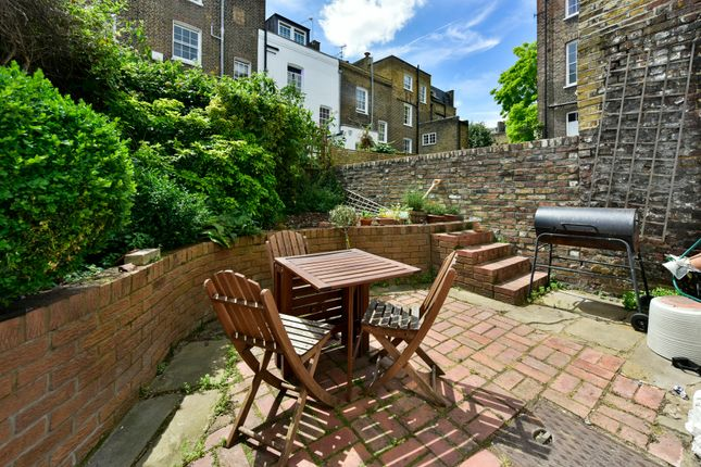 Thumbnail Terraced house to rent in Burgh Street, London