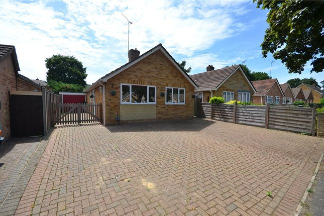 3 Bed Detached Bungalow For Sale In Mistletoe Road Yateley Hampshire
