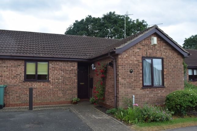 Thumbnail Semi-detached bungalow for sale in Nightingale Court, Gunthorpe, Peterborough