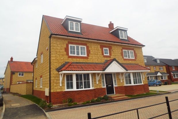 Thumbnail Detached house to rent in Kingfisher Road, Evercreech, Shepton Mallet