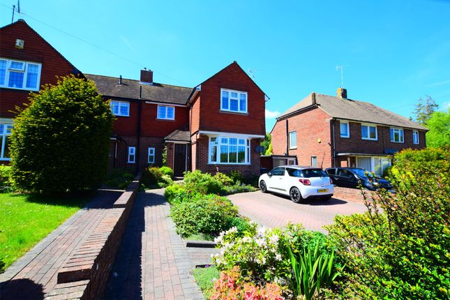 Thumbnail Semi-detached house for sale in Buxton Drive, Bexhill-On-Sea, East Sussex
