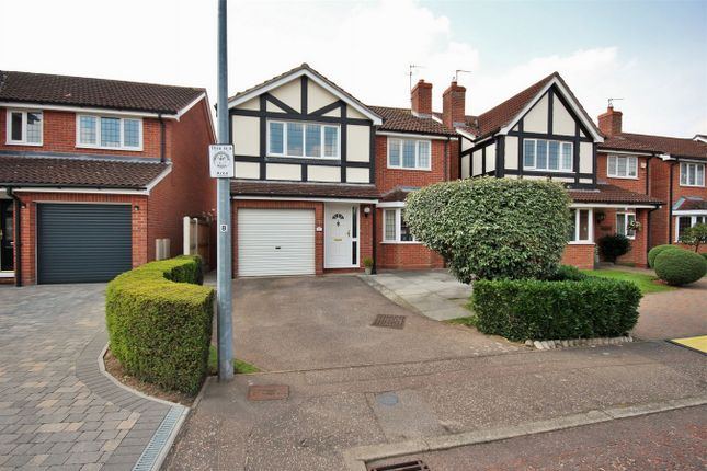Thumbnail Detached house for sale in Regency Green, Colchester, Essex