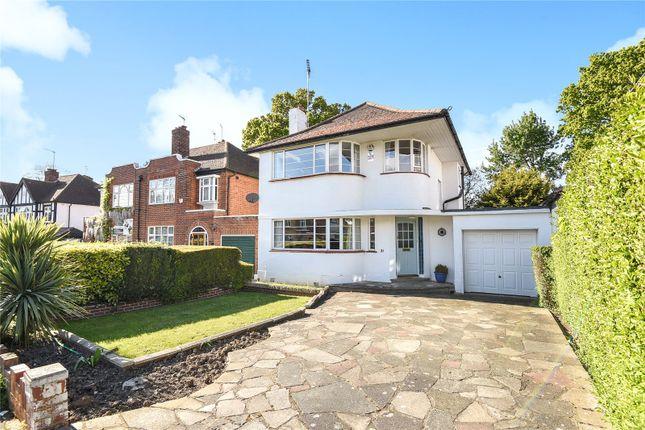 Thumbnail Property for sale in Pamela Gardens, Pinner, Middlesex