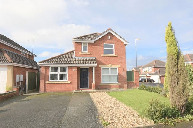 Thumbnail Detached house for sale in Spitfire Way, Tunstall, Stoke-On-Trent