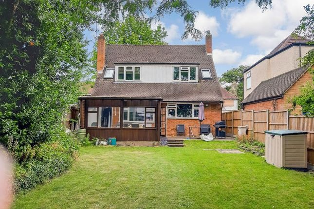 Thumbnail Detached house to rent in King Edwards Road, Ruislip