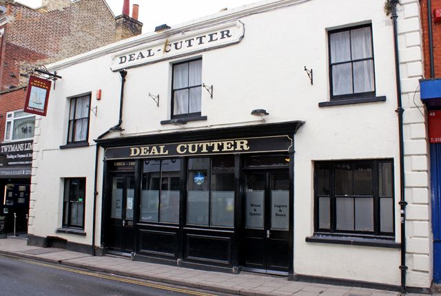 Pub/bar for sale in King Street, Ramsgate