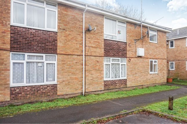 Thumbnail 2 bed flat for sale in Orchard Close Colden Common, Winchester