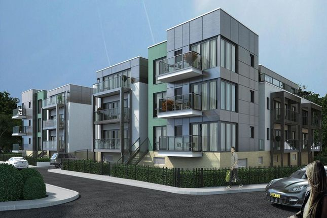 Thumbnail Flat for sale in Seabrook Road, Hythe