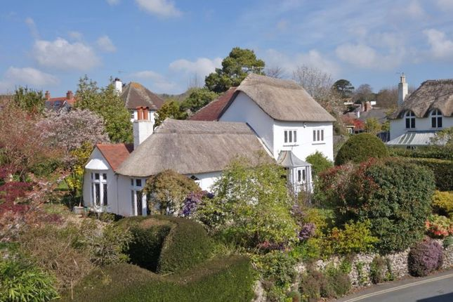 Thumbnail Detached house for sale in Cotmaton Road, Sidmouth
