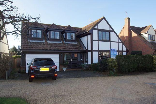 Thumbnail Detached house for sale in Noredale, Shoeburyness, South Shoebury