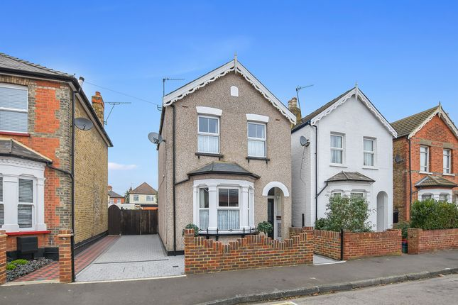 Thumbnail Detached house for sale in Cromwell Road, Feltham